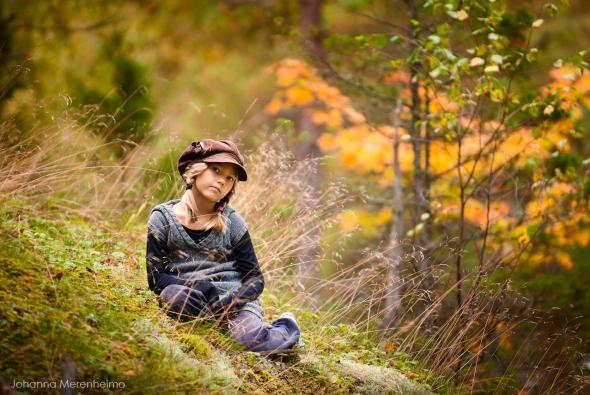 Lapsikuvaus miljöö